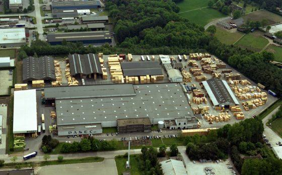 Palletmachine van Pooling Partners produceert 720 pallets per uur