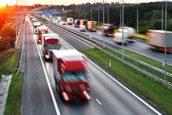 Spitsstrook A73 wordt logistiek- en transportbaan