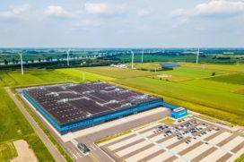 'In Nederland ontstaan nieuwe logistieke agglomeraties'