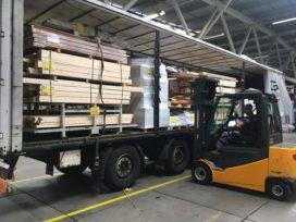 Groothandel Jéwéret wordt logistieke dienstverlener