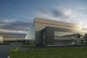 Oldenburger|Fritom bouwt duurzaamste distributiecentrum Noord-Nederland