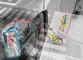 Kunstmatige intelligentie moet rechts afslaan truck veiliger maken