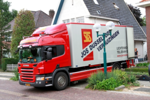 Rhenus neemt Jos Dusseldorp Transport over