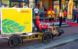 Groningen heeft primeur met eerste lokale DHL hub