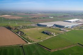 150.000m2 warehousing voor Park15Logistics in de maak