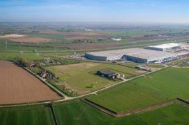 150.000m2 warehousing voor Park15Logistics in de maak