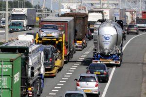 Wegtransport fors duurder door hoge dieselprijs en dalende capaciteit