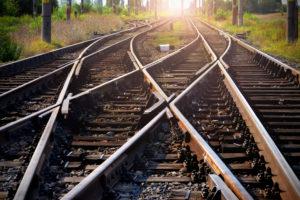 Goederentransport per spoor daalt