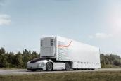 Volvo Trucks presenteert autonome elektrische transportoplossing