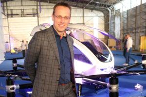 Simacan viert jubileum met drone vluchten