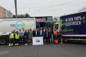 Proef elektrisch afval inzamelen in Amsterdam van start