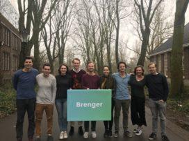 Kapitaalinjectie van 1 miljoen euro voor startup Brenger