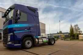 CB schaft eerste LNG-truck aan voor lange afstanden