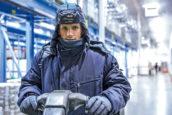 Seizoenseffect vlakt krappe arbeidsmarkt iets af