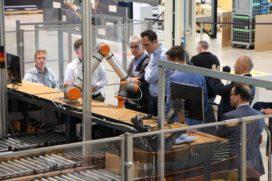 Toepassing robots in magazijnen: 'Denk groot maar begin klein'