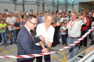 Nieuw sorteercentrum PostNL Venlo is volledig 'gasloos'