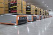 XPO Logistics schaft 5.000 cobots aan