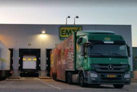 Emté supermarkt sluit distributiecentra