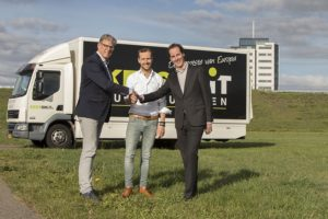 Kees Smit Tuinmeubelen bouwt mega-dc op XL Businesspark in Almelo