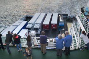 Meer ritten Nederlandse trucks van en naar UK