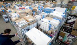 Black Friday zorgt voor tsunami aan pakketverzendingen