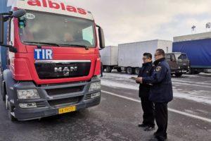Alblas verzorgt eerste TIR-transport van China naar Europa