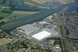 Broekman Logistics vergroot magazijncapaciteit in Born