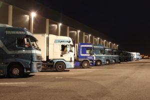 Veel meer veilige parkeerplaatsen trucks nodig