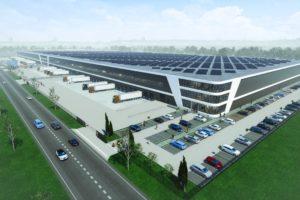 'Inditex-effect': Somerset ontwikkelt mega-distributiecentrum in Lelystad
