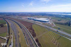 Rijk investeert 12 miljoen euro in railterminal Gelderland