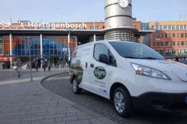 Sligro start proef duurzame stadslogistiek Den Bosch