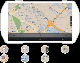 Sygic verbetert navigatie met slim algoritme