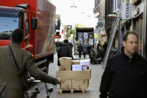 """""""40 grootste steden moeten logistieke hubs krijgen"""""""