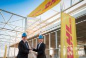 DHL breidt uit met sorteercentra in Zwolle en Amsterdam
