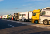 Transportcapaciteit stijgt transportprijs daalt in 3e kwartaal