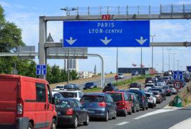 Franse acties deren Nederlandse vrachtwagenchauffeurs amper