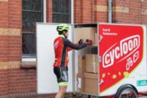 Zo wil Zwolle zijn stadslogistiek verduurzamen