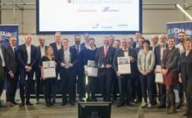 Slimme bouwoplossing wint Supply Chain Management Award