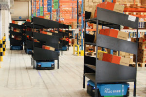 PostNL: 'Komst Alibaba zet groeistrategie onder druk'