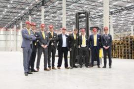Bolk maakt in Almelo 'grote stap' met logistieke dienstverlening