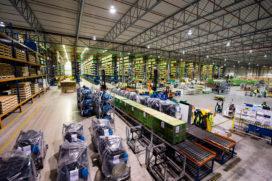 Scania vergroot logistieke slagkracht met nieuwe supply chain