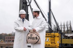 PostNL start bouw nieuw sorteercentrum in Dordrecht