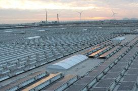 Zonnepanelen zijn steeds meer waard in de logistiek