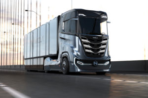 Ninatrans bestelt 10 trucks op waterstof