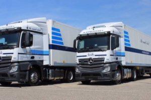 Bos Logistics neemt activiteiten Tunderman Road Cargo over