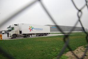 FrieslandCampina opent export dc in Meppel