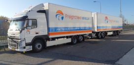 'Besmet' Van Wanrooy Transport overgenomen door FreightNed