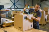 Flinders krijgt weer nieuw distributiecentrum