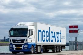 Neele-Vat bouwt nieuw crossdock in City Terminal Eemhaven