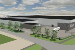 Refresco bouwt nieuw distributiecentrum in Sittard